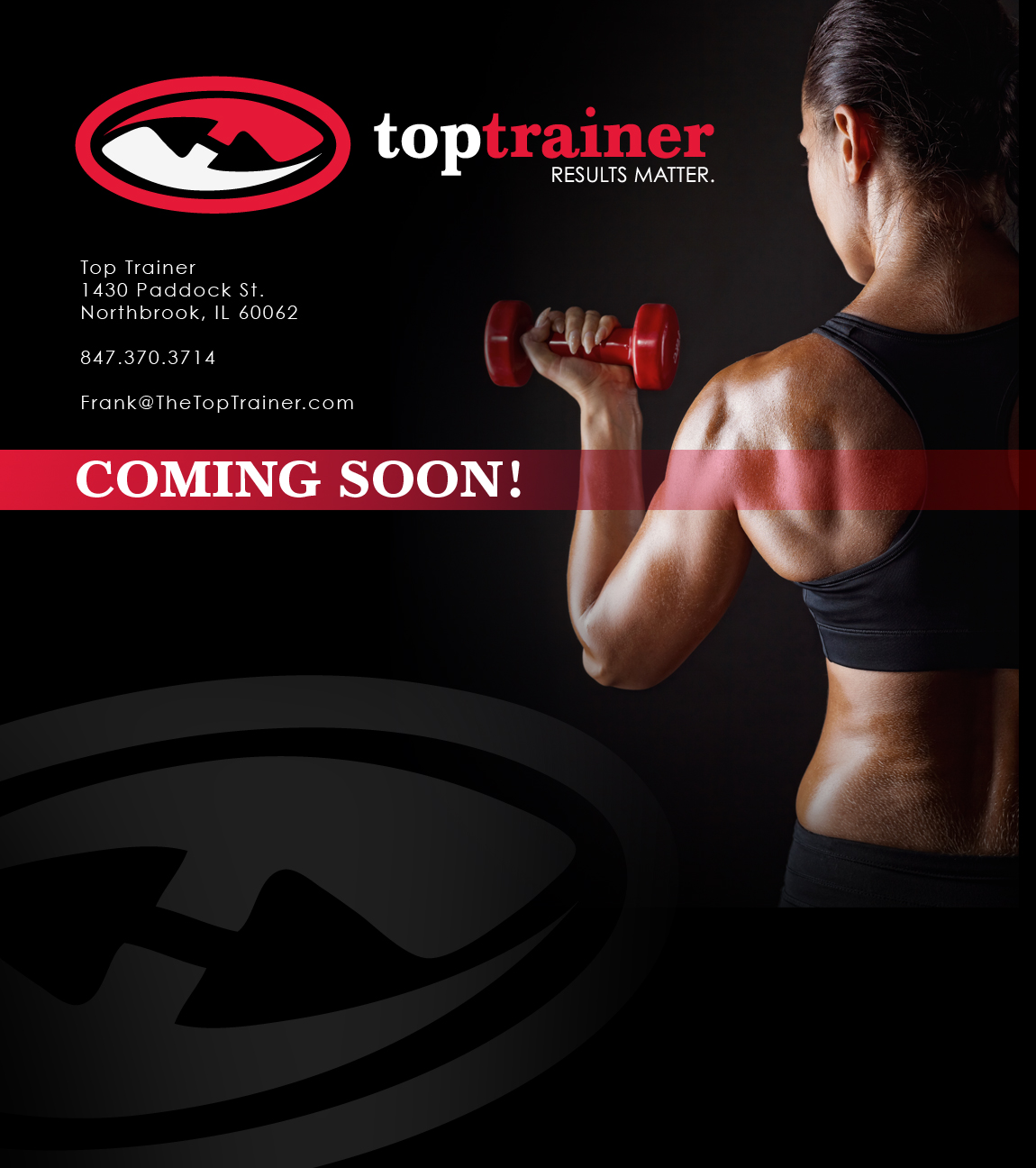 the future site of thetoptrainer.com .